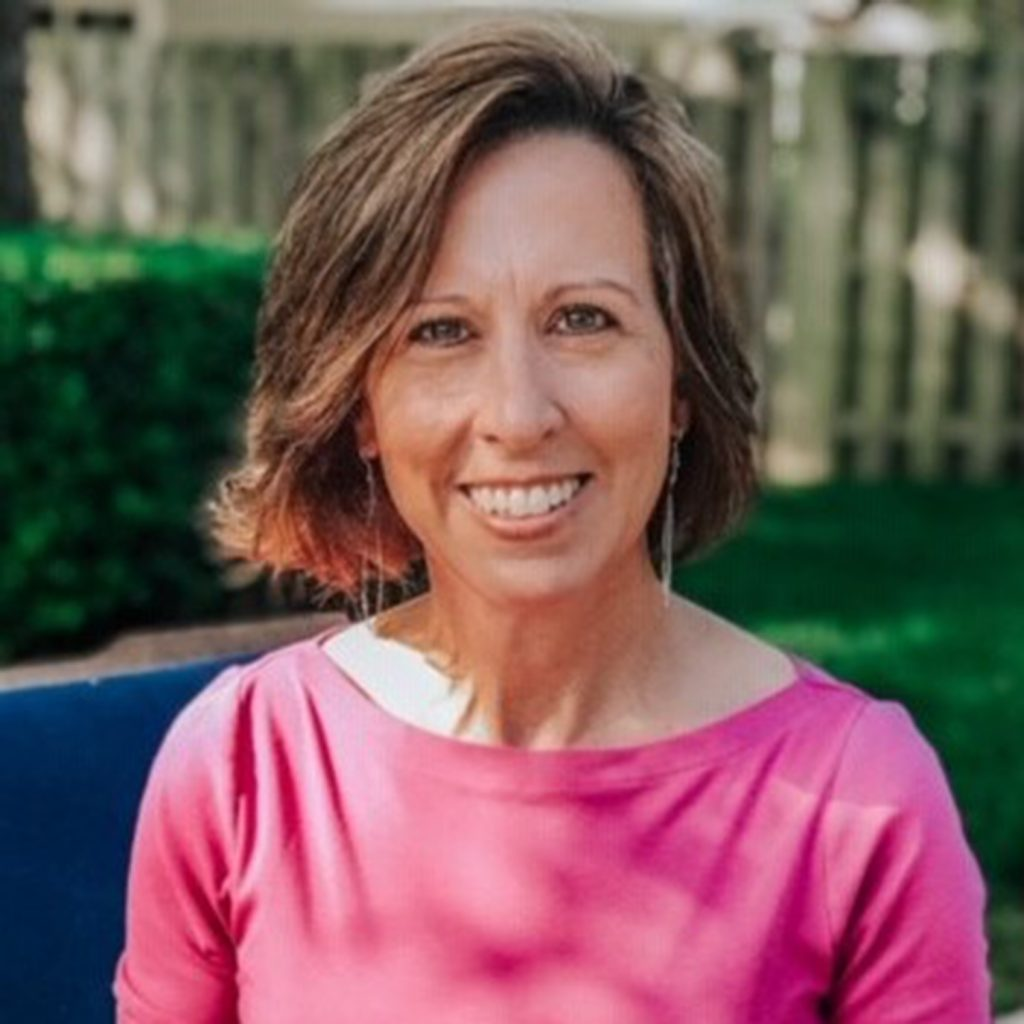 Headshot of wise employee-owner Karen Anikis