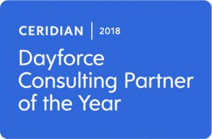 Ceridian 2018 dayforce consulting partner of the year