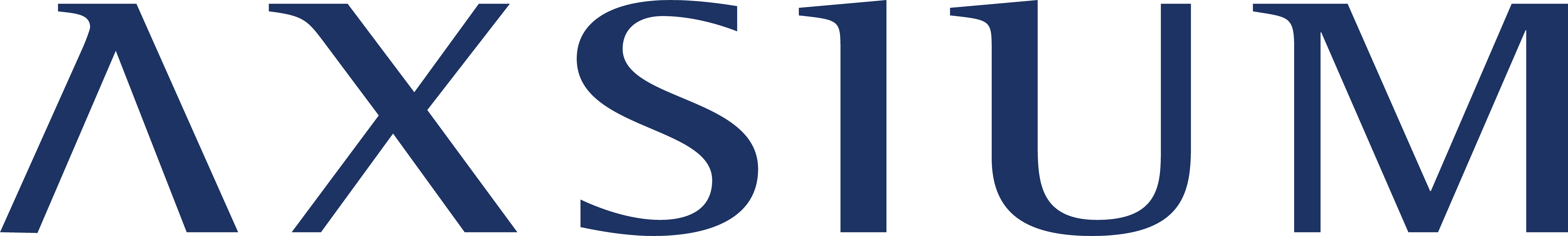 Axsium logo